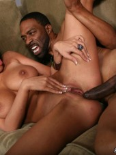 Anissa Kate interracial